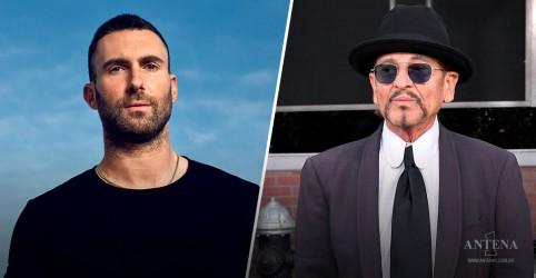 """Placeholder - loading - Imagem da notícia Adam Levine lança """"Baby Girl"""" com Joe Pesci; ouça"""