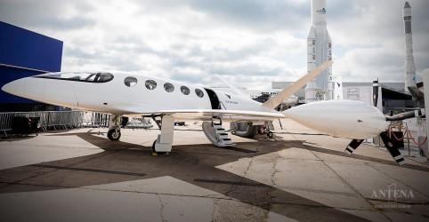 Placeholder - loading - Imagem da notícia Conheça o primeiro avião comercial totalmente elétrico