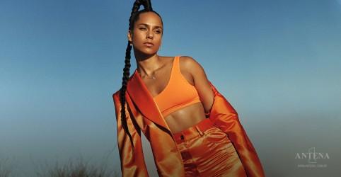 Placeholder - loading - Imagem da notícia Alicia Keys é a Nova Artista da Semana