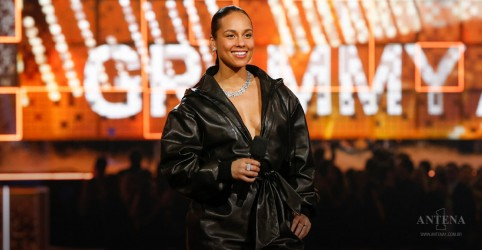 Alicia Keys será a anfitriã do Grammy 2020