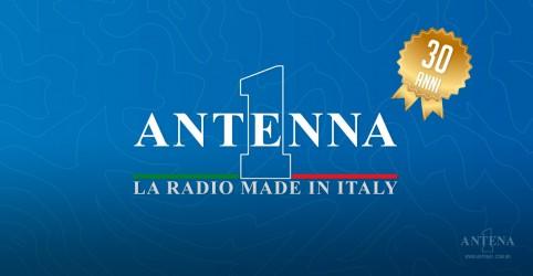 Antenna 1 completa 30 anos