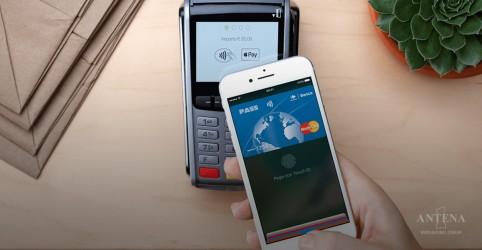 Placeholder - loading - Imagem da notícia Apple Pay é lançado no país