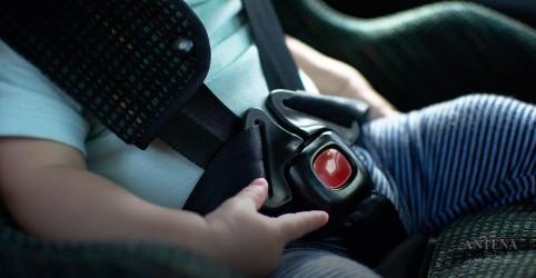 Itália vai exigir que cadeirinhas para crianças nos carros tenham sensores