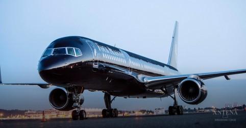Placeholder - loading - Imagem da notícia Conheça como será avião de luxo da Four Seasons