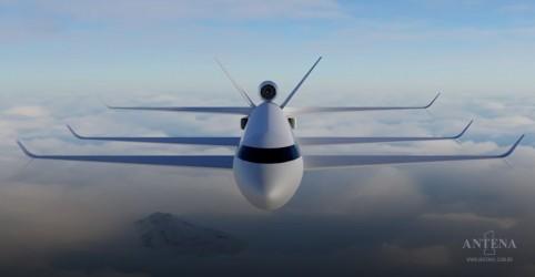 Placeholder - loading - Avião com seis asas o futuro da aviação