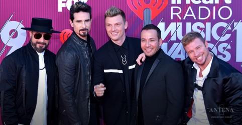 Placeholder - loading - Imagem da notícia Backstreet Boys é o novo artista da semana!