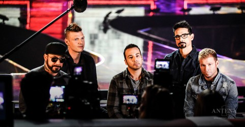 Confira como foi o show dos Backstreet Boys em Toronto, no Canadá