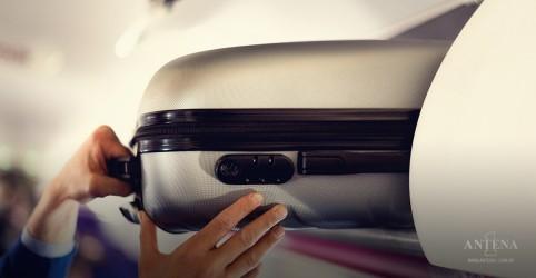 Placeholder - loading - Imagem da notícia Novo compartimento para colocar bagagens deve ser inserido nas aeronaves