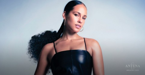 "Alicia Keys lança novo single, ""Time Machine"""