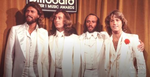 """Bee Gees vai ganhar filme biográfico, que contará com produtor de """"Bohemian Rhapsody"""""""
