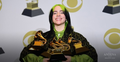 Placeholder - loading - Billie Eilish anuncia performance no Oscar 2020