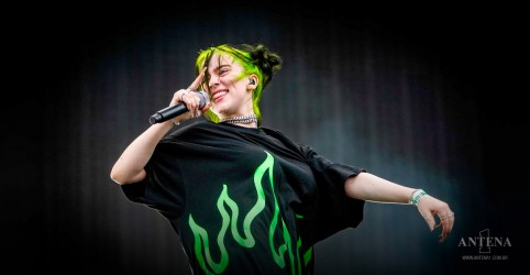 Placeholder - loading - Billie Eilish inicia sua nova turnê