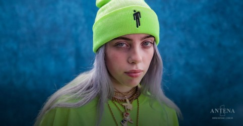 "Billie Eilish gravará tema do novo filme ""007"""
