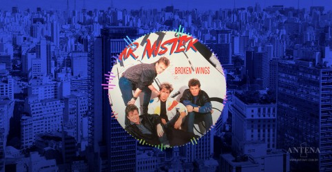 Aprenda a cantar ''Broken Wings'', do Mr. Mister