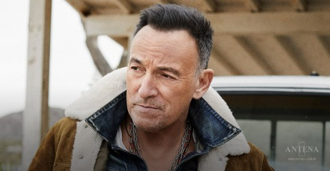 "Placeholder - loading - ""I'll Stand By You"" é a nova música de Bruce Springsteen"