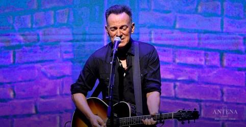 Bruce Springsteen divulga trailer de seu documentário