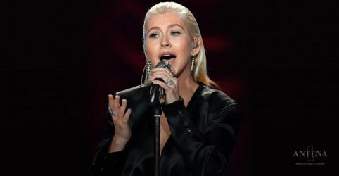 Placeholder - loading - Imagem da notícia Christina Aguilera anuncia turnê