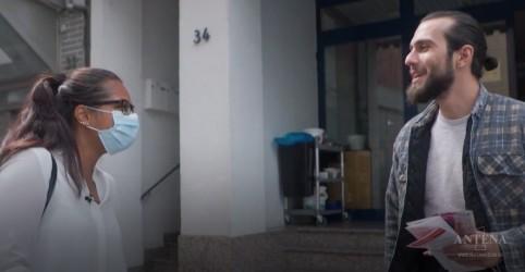 Placeholder - loading - Eleições na Alemanha filha de refugiados, candidata quer dar voz a imigrantes