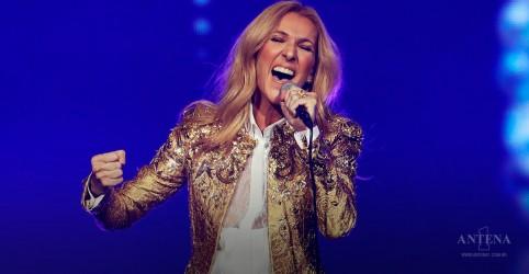 Placeholder - loading - Imagem da notícia Confira como foi o último show de Céline Dion em Las Vegas