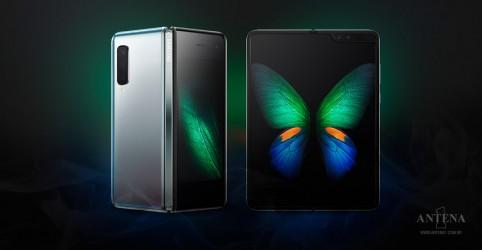 Samsung vai lançar seu Smartphone dobrável em breve