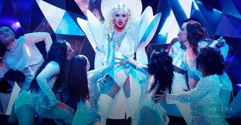 Placeholder - loading - Imagem da notícia Christina Aguilera ganha milhões com 'The Xperience' em Las Vegas