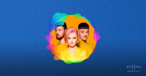 "Placeholder - loading - Nova Letra e Tradução, ""Rather Be"", Clean Bandit"