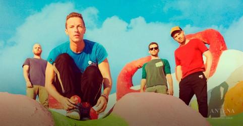 Placeholder - loading - Imagem da notícia Coldplay vai lançar álbum duplo no mês que vem