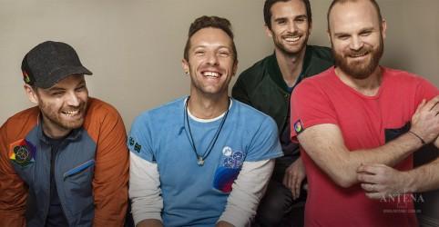 Coldplay pode vir ao Brasil ainda neste ano