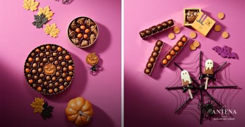 Placeholder - loading - Imagem da notícia Semana do Halloween: chocolateira de luxo lança coleção inspirada na data
