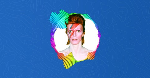 """Placeholder - loading - Imagem da notícia Nova letra e tradução """"As The World Falls Down"""", David Bowie"""
