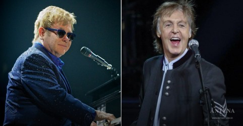 "Elton John e Paul McCartney participam do especial ""One World"""