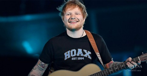 Ed Sheeran lança novo single; assista ao lyric video