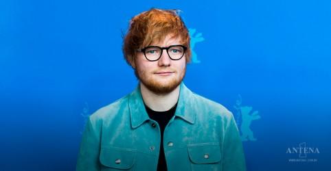 """Placeholder - loading - Imagem da notícia Ed Sheeran e Camila Cabello lançam clipe de """"South of The Border"""""""