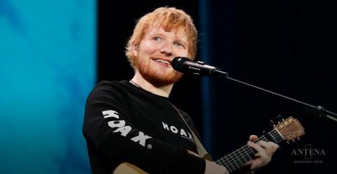 Placeholder - loading - Imagem da notícia Ed Sheeran possui turnê mais lucrativa