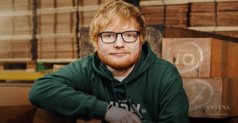 "Placeholder - loading - ""Beautiful People"", de Ed Sheeran, ganha clipe"