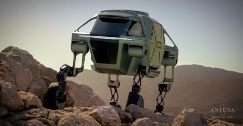 Placeholder - loading - Imagem da notícia Conheça o Elevate, veículo da Hyundai que poderá ajudar em resgates