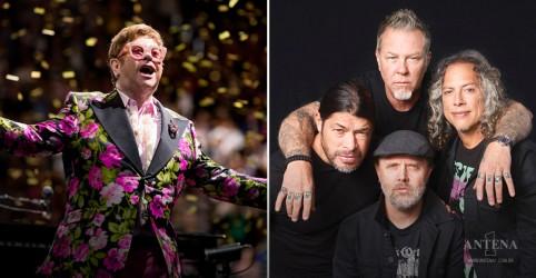 Elton John, Pink, Metallica: juntos na luta pela Austrália