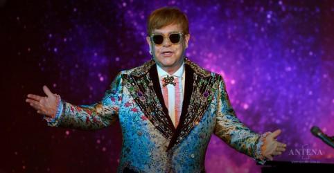 Elton John diz que Michael Jackson estava perturbado em seus últimos anos