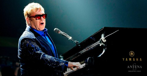 Confira como foi a apresentação de despedida de Elton John em Toronto, no Canadá