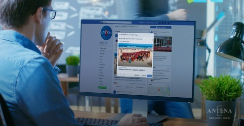 Seja embaixador da Antena 1 nas redes sociais