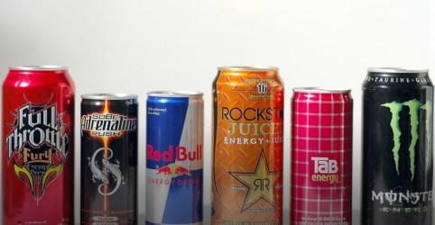 Órgãos de saúde contraindicam o consumo de bebidas energéticas por jovens