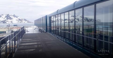 Placeholder - loading - Imagem da notícia Estação de pesquisa será reinaugurada na Antártica
