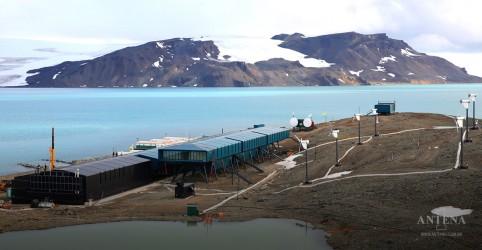 Novo centro de pesquisas na Antártica já está sendo usado