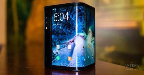 Placeholder - loading - Imagem da notícia Conheça o FlexPai, o primeiro smartphone com tela dobrável do mundo