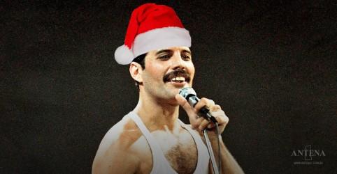 Placeholder - loading - Freddie Mercury presenteia amigos e familiares
