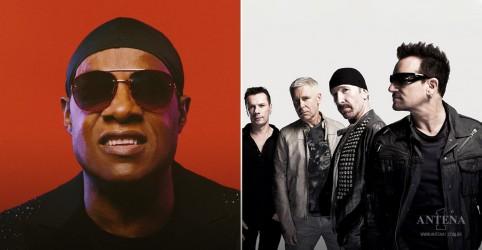 Placeholder - loading - Imagem da notícia Stevie Wonder, Beyoncé e U2, estão entre os artistas que mais ganharam