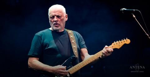 Placeholder - loading - Imagem da notícia Guitarrista do Pink Floyd arrecada milhões para causa ambiental