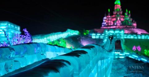 Conheça um incrível festival de gelo e neve na China