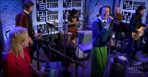 Placeholder - loading - Imagem da notícia Harry Styles homenageia Peter Gabriel. Assista!