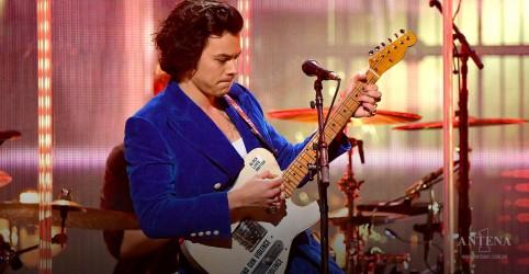 Harry Styles divulga data de lançamento de novo disco